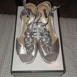 Alex marie heels brand new in box size 8.5
